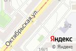 Схема проезда до компании Шанс в Магнитогорске