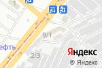 Схема проезда до компании GARAGE в Магнитогорске