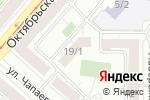 Схема проезда до компании За гражданское общество доверия в Магнитогорске