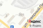Схема проезда до компании Прайд в Магнитогорске