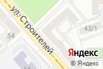 Схема проезда до компании Уралец в Магнитогорске