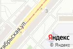Схема проезда до компании Софт-Сервис в Магнитогорске