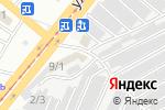 Схема проезда до компании Black Servis в Магнитогорске