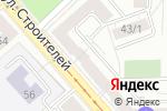 Схема проезда до компании Бюро независимых экспертиз и оценки в Магнитогорске
