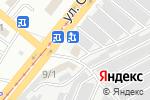 Схема проезда до компании Калибровщик-1 в Магнитогорске