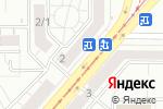 Схема проезда до компании Одна цена в Магнитогорске