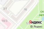 Схема проезда до компании Халял в Магнитогорске