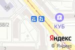 Схема проезда до компании Анастасия в Магнитогорске