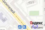 Схема проезда до компании Базилик в Магнитогорске