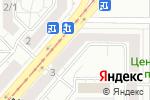 Схема проезда до компании Злато в Магнитогорске