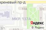 Схема проезда до компании Служба эвакуации автомобилей в Магнитогорске