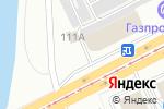 Схема проезда до компании Формика-Пласт в Магнитогорске