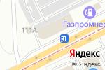 Схема проезда до компании Сумасшедшая лаборатория в Магнитогорске