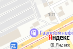 Схема проезда до компании City-M в Магнитогорске