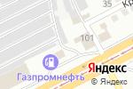 Схема проезда до компании Вариант в Магнитогорске