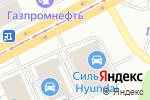 Схема проезда до компании Lada в Магнитогорске