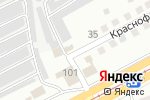 Схема проезда до компании Шиномон в Магнитогорске