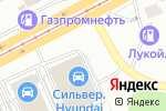Схема проезда до компании АЗС в Магнитогорске
