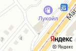 Схема проезда до компании Чарка в Магнитогорске