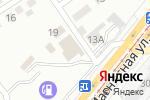 Схема проезда до компании Синтез-Авто в Магнитогорске
