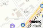 Схема проезда до компании Мой Гараж в Магнитогорске