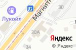 Схема проезда до компании СтройТех в Магнитогорске