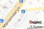 Схема проезда до компании Инвестика в Магнитогорске