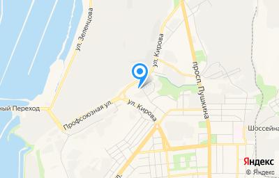 Местоположение на карте пункта техосмотра по адресу Челябинская обл, г Магнитогорск, ул Кирова, д 56/2