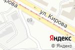 Схема проезда до компании Кировская автомойка в Магнитогорске