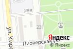 Схема проезда до компании Тахограф Сервис Урал в Магнитогорске
