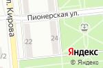 Схема проезда до компании Участковый пункт полиции в Магнитогорске