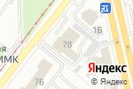Схема проезда до компании РосИнкас в Магнитогорске