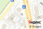 Схема проезда до компании President в Магнитогорске