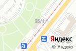 Схема проезда до компании Светлый в Магнитогорске