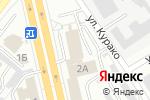 Схема проезда до компании ММК-Информсервис в Магнитогорске