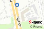 Схема проезда до компании Магнитогорский центр обеспечения охраны труда в Магнитогорске