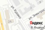 Схема проезда до компании Автомоечный комплекс в Магнитогорске