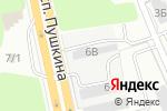 Схема проезда до компании СБК-Защита в Магнитогорске