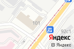 Схема проезда до компании ОФПС ГПС по Челябинской области в Магнитогорске