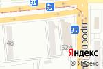 Схема проезда до компании Надежда в Магнитогорске
