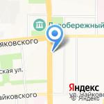 Фотоцентр на карте Магнитогорска