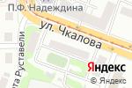 Схема проезда до компании Отдел военного комиссариата Челябинской области по Орджоникидзевскому району г. Магнитогорска в Магнитогорске