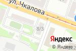 Схема проезда до компании Лада в Магнитогорске