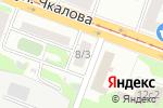 Схема проезда до компании Шкудема в Магнитогорске