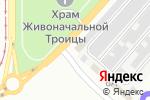 Схема проезда до компании Хорошие колёса в Магнитогорске