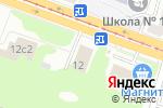 Схема проезда до компании Парикмахерская на ул. Чкалова в Магнитогорске