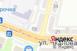 Схема проезда до компании КанцПарк в Магнитогорске