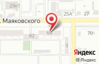 Схема проезда до компании Продюсерский Центр  в Магнитогорске