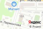 Схема проезда до компании Пожарная часть №24 в Магнитогорске