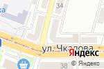 Схема проезда до компании Магазин игрушек и канцелярских товаров в Магнитогорске